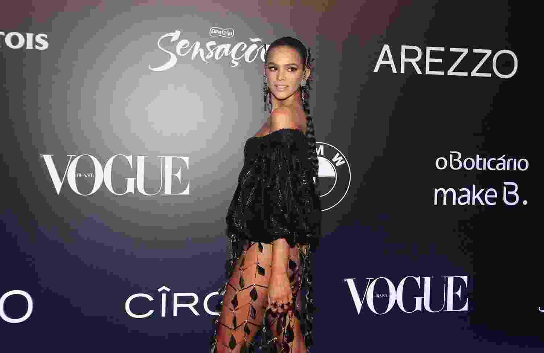 Bruna Marquezine no Baile da Vogue - Rafael Cusato, Iwi Onodera e Manuela Scarpa/Brazil News