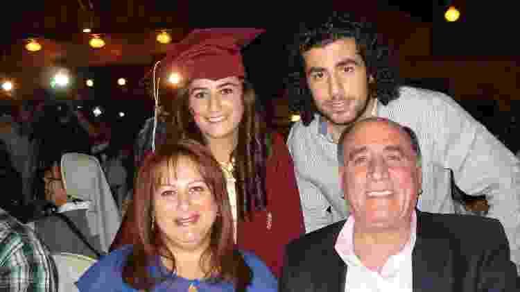 """O sonho de Kaysar é vencer o """"BBB"""" para tirar seus pais da Síria e reunir a família no Brasil - Reprodução/Facebook - Reprodução/Facebook"""