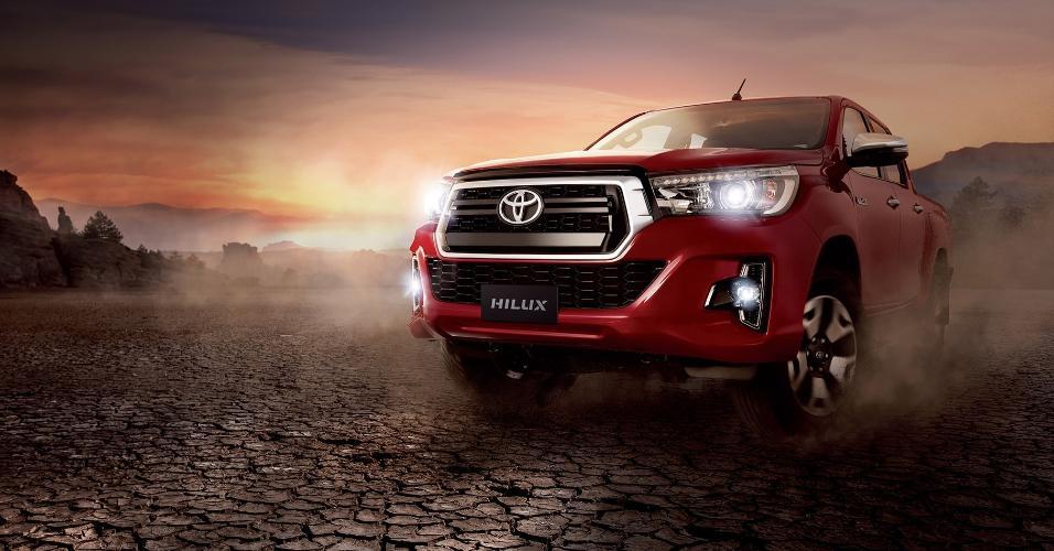 Toyota Hilux 2019 2