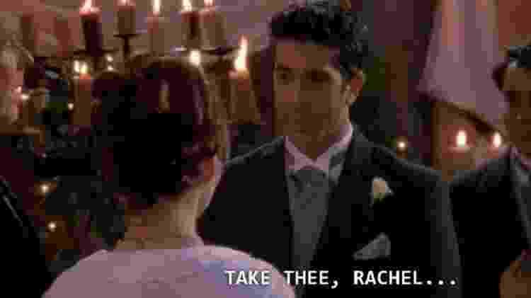 """Cena de """"Friends"""" - Reprodução - Reprodução"""