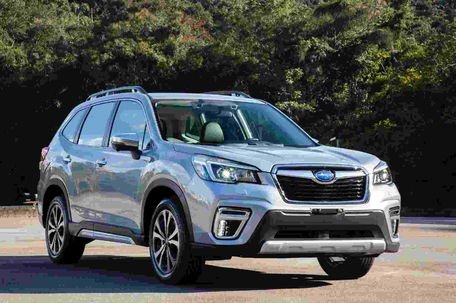 Novo Subaru Forester - Divulgação