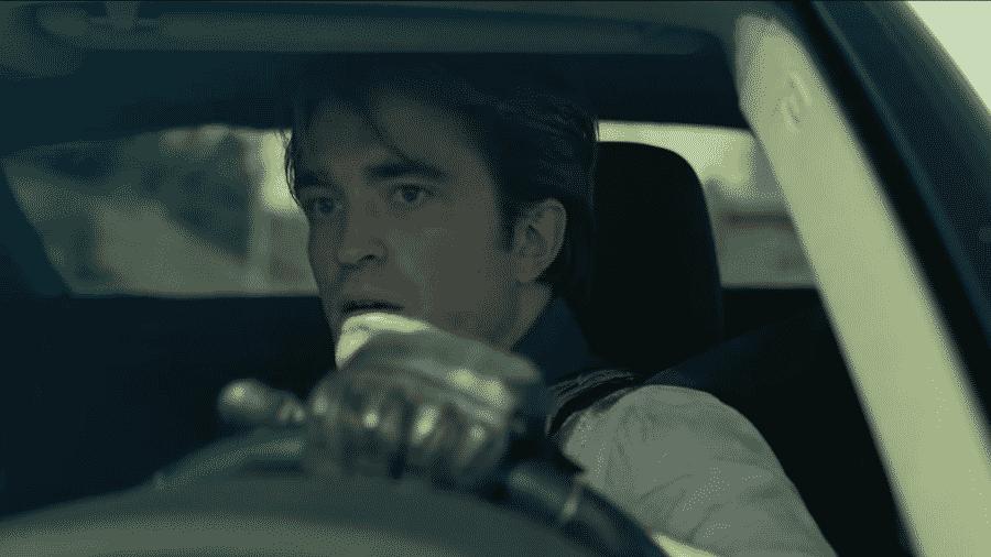 Robert Pattinson em trailer de Tenet, de Christopher Nolan - Reprodução/YouTube