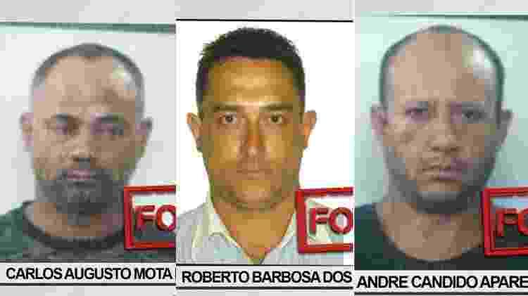 Divulgação/Secretaria de Segurança Pública do Distrito Federal