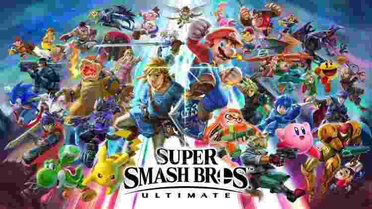 Smash Bros -  -