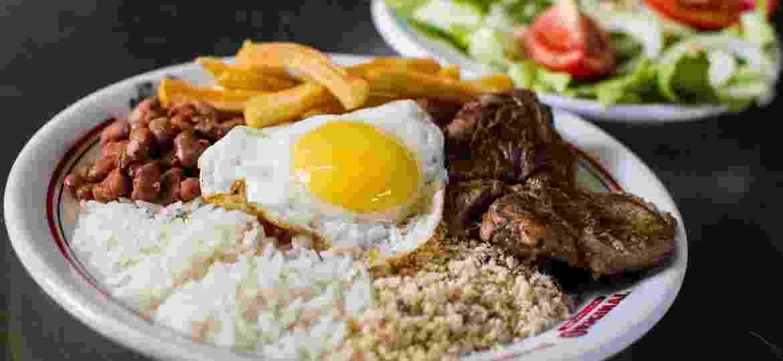O famoso prato feito, querido pelos brasileiros - Julia Chequer/Folhapress