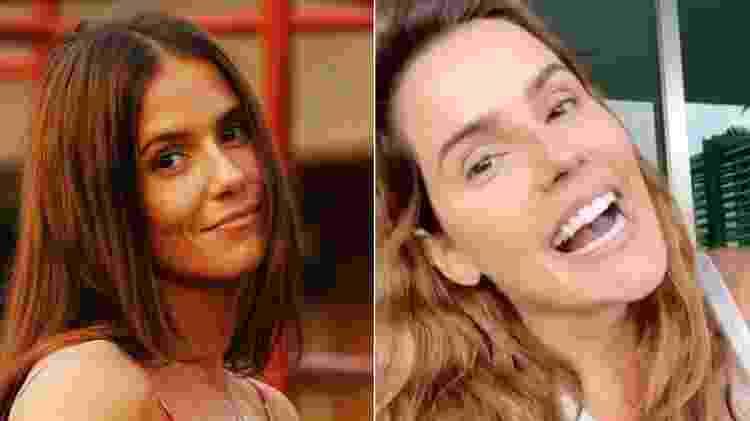 Deborah Secco - Fotomontagem/Reprodução - Fotomontagem/Reprodução