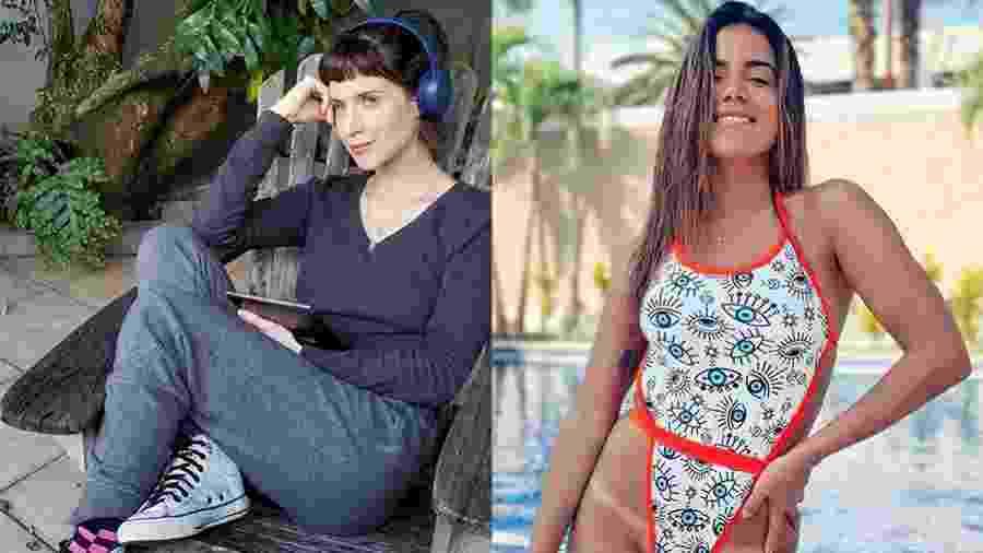 """Personagem de Mel Lisboa na série """"Presença de Anita"""" inspirou o nome artístico de Anitta - Reprodução/Instagram"""