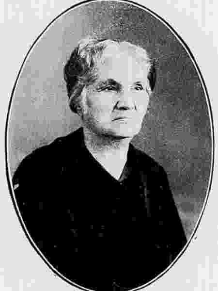 A professora Leolinda Daltro, fundadora da primeira organização em favor do voto feminino - Wikimedia Commons