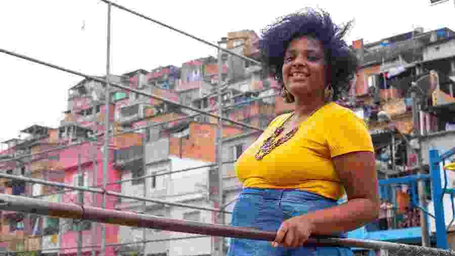Elaine Mineiro, candidata a vereadora pelo Quilombo Periférico, pelo PSOL - Divulgação