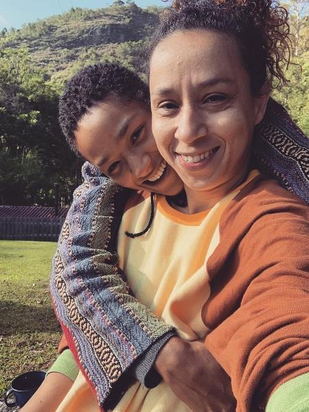 Thalita Carauta e Tamirys Ohana posaram juntas - Reprodução / Instagram