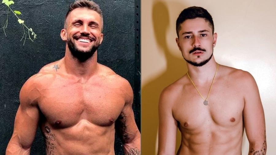 Rafa Vieira fala da amizade com Arthur Picoli e acredita que ele irá aprender com seus erros no reality da Globo - Reprodução Instagram