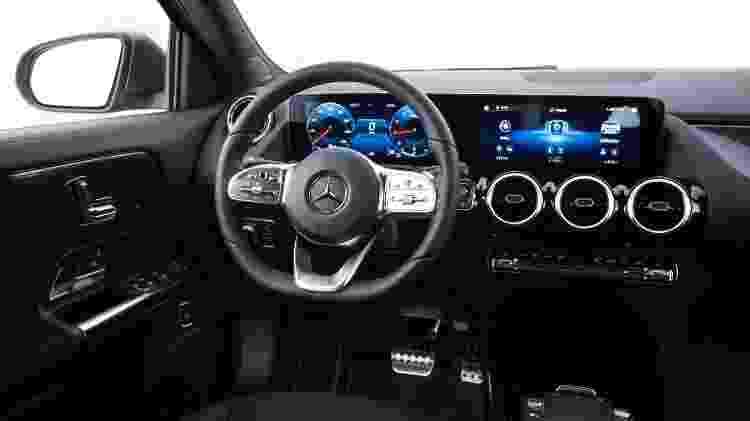 Mercedes-Benz GLA 200 AMG Line - Divulgação  - Divulgação