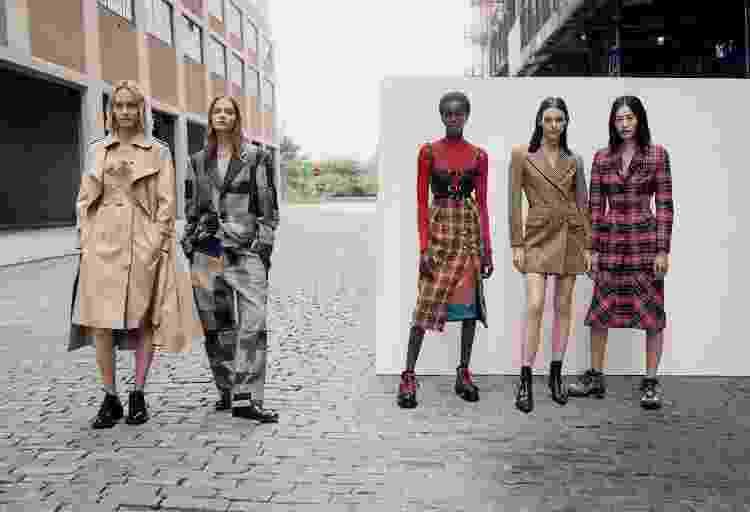 Desejo de se arrumar é apresentado como uma das tendências que darão continuidade ao conforto na moda - Reprodução - Reprodução