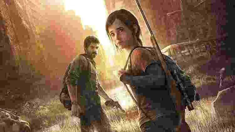 The Last of Us - Divulgação/Sony - Divulgação/Sony