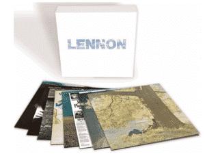 Box definitivo Lennon - Divulgação - Divulgação