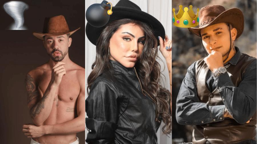 A Fazenda 2021: Peões escolheram emojis para representar suas personalidades - Reprodução/Instagram