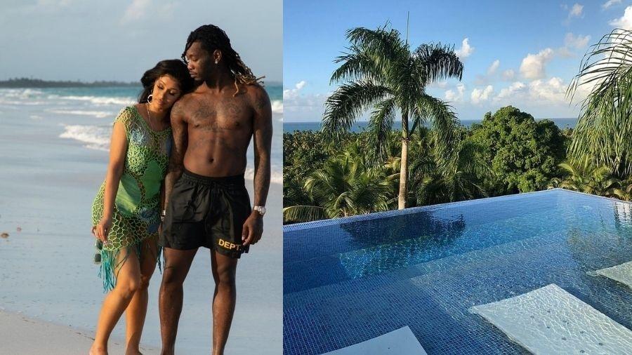 Cardi B ganha mansão na República Dominicana - Reprodução/Instagram