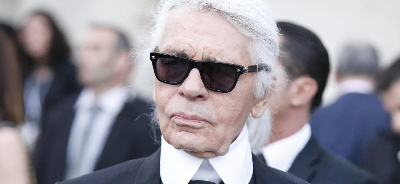 Karl Lagerfeld, que está à frente da Chanel desde 1983 - Getty Images