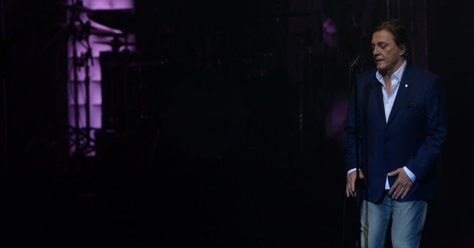 18.mar.2016 ? Sem muitas novidades no repertório, quem roubou a cena foi a apresentadora Xuxa Meneghel