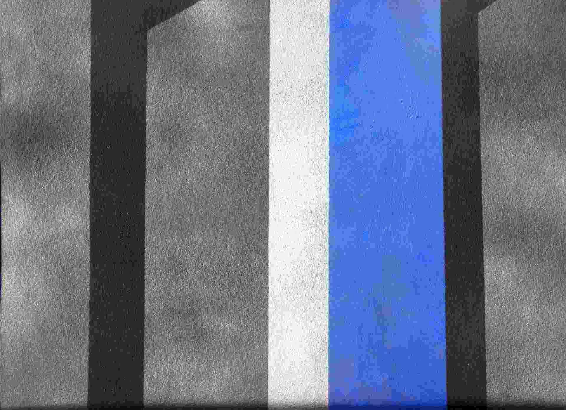"""A exposição """"Rodrigo Rosa - A Forma e Arte da Cidade"""" fica em cartaz no Museu Nacional do Conjunto Cultural da República (Setor Cultural Sul, Lote 2) de 7 a 30 de abril, com entrada gratuita. - Divulgação"""