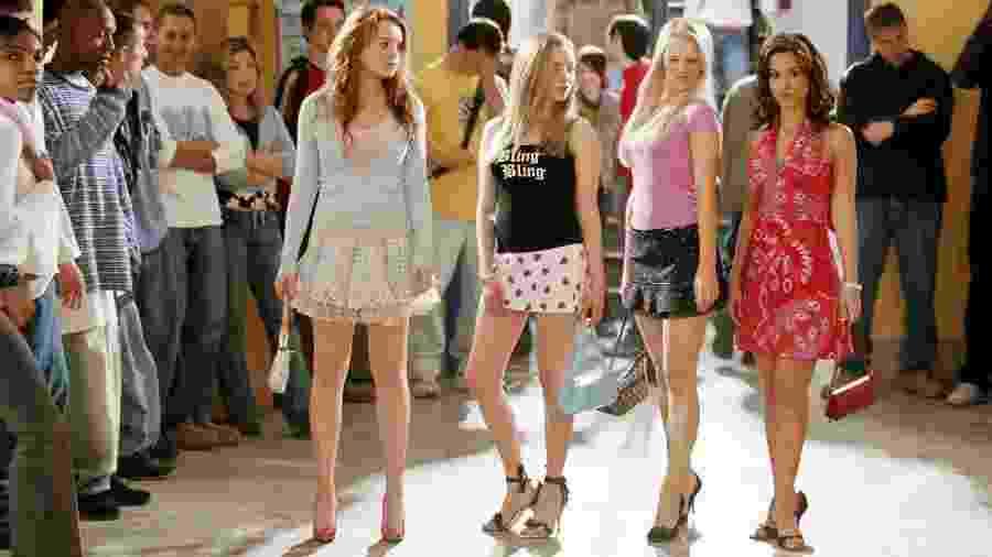 """Cena do filme """"Meninas Malvadas"""" (2004), de Mark Waters - Reprodução"""