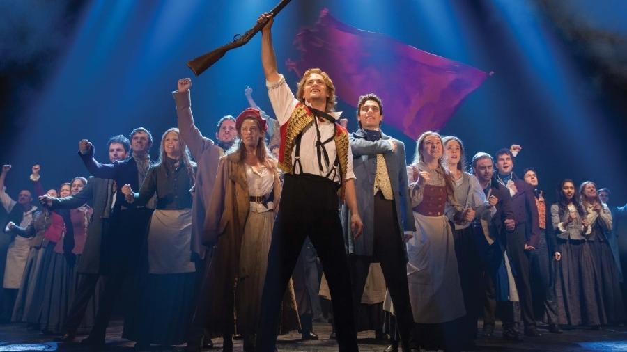 """""""Les Misérables"""", em cartaz em São Paulo, foi autorizado a captar R$ 14 milhões via Lei Rouanet  - Divulgação"""
