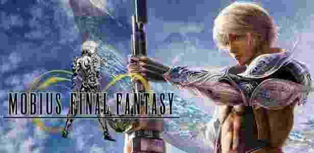 RPG gratuito traz diversas características clássicas da série, como as batalhas por turnos - Reprodução