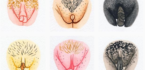 """O projeto """"The Vulva Gallery"""" celebra a diversidade de formatos"""