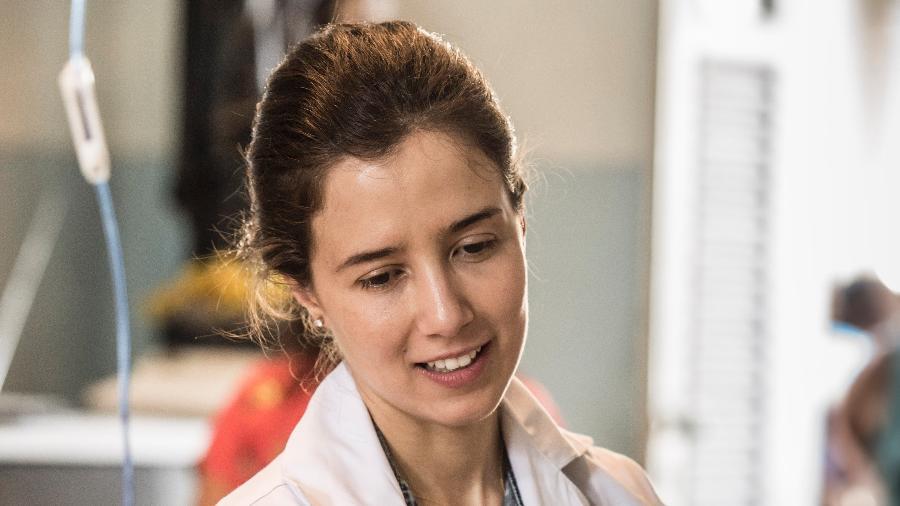 """Marjorie Estiano é a médica Carolina na série """"Sob Pressão"""" - Mauricio Fidalgo/Divulgação/TV Globo"""