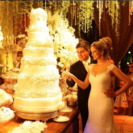 Maria Cecilia e Rodolfo comemoram 5 anos de casados - Reprodução/Instagram/mariaceciliaerodolfo