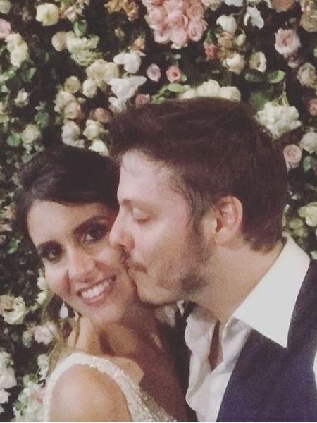 01af49d3a67b8 Além de Porchat  confira celebridades que também se casaram em 2017 ...