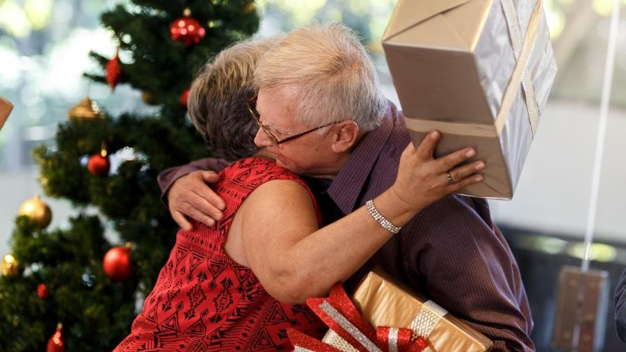 O idoso pediu companhia para o Natal em um bilhete deixado em supermercado de Berlim - Getty Images