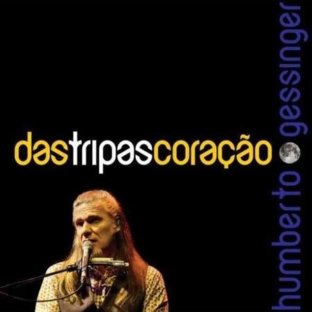 """Capa do single """"Das Tripas Coração"""" - Divulgação"""
