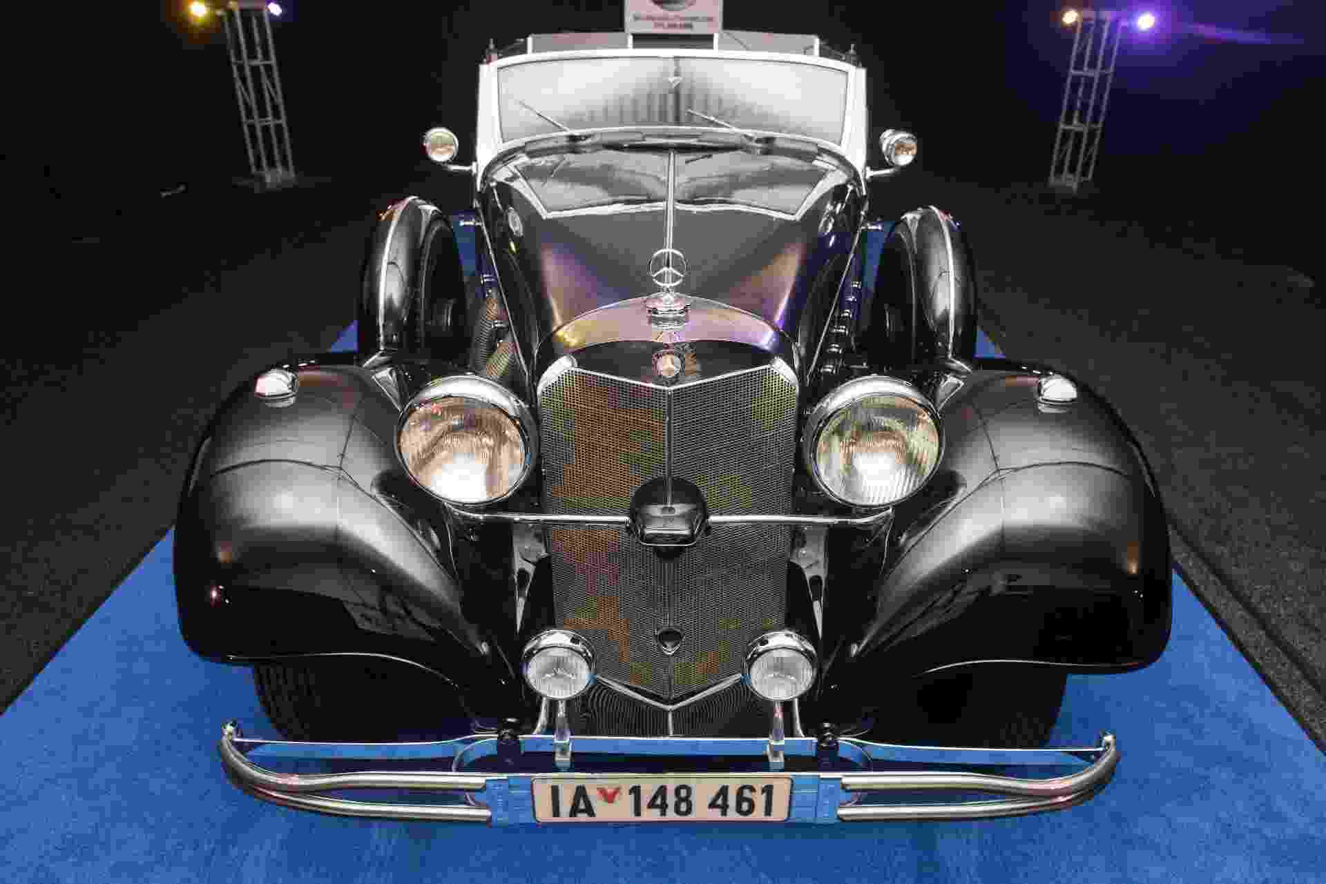 Mercedes-Benz 770K Grosser 1939 - Laura Segall/AFP