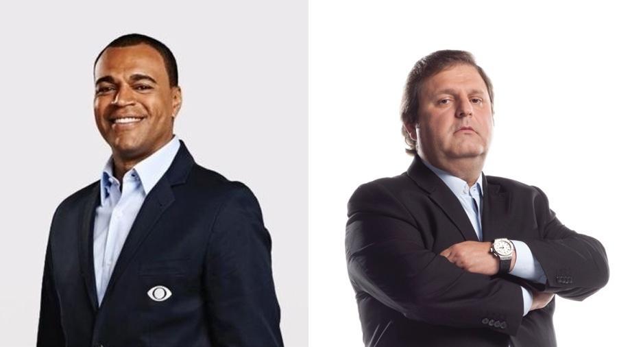 Denilson e Ulisses Costa - Divulgação