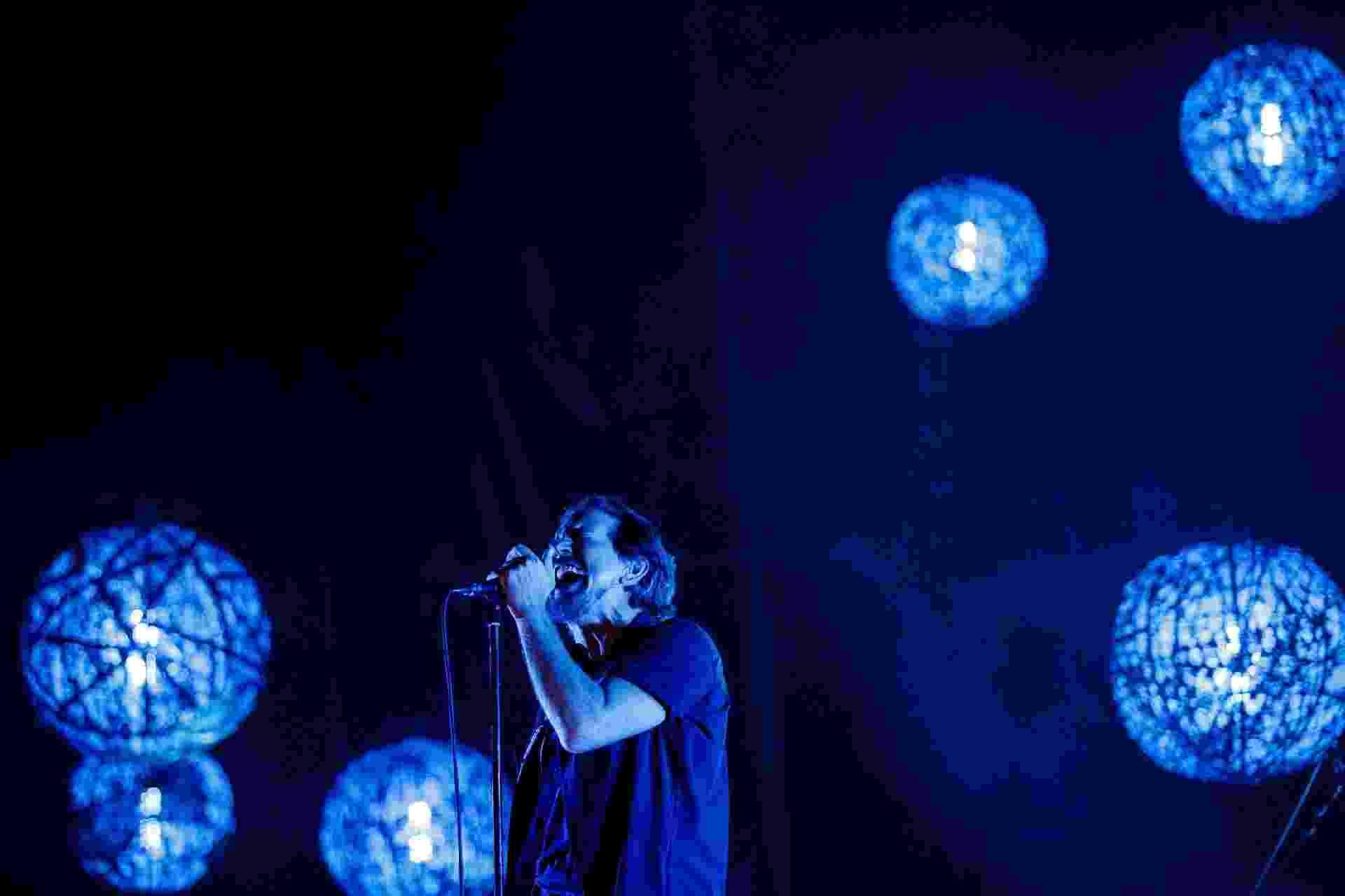 Pearl Jam no Lollapalooza 2018 - Mariana Pekin/UOL