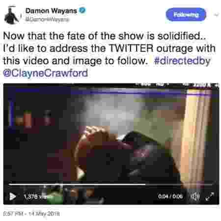 Damon Wayans - Reprodução - Reprodução