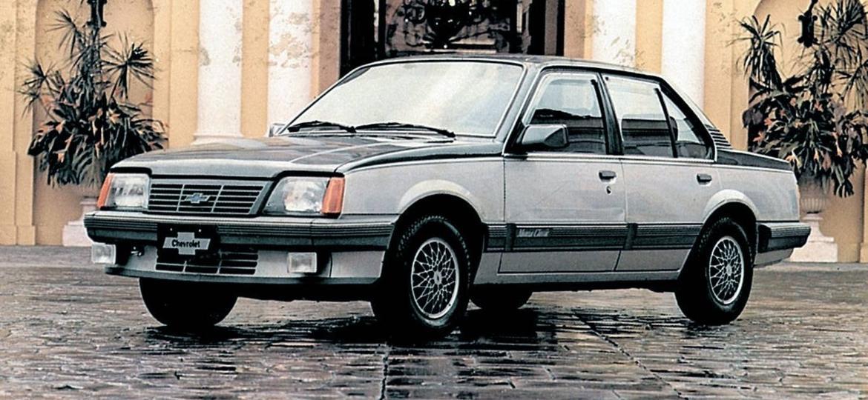 Antes do reinado de 27 anos do Gol, o Monza foi líder de vendas entre 1984 e 1986 - Divulgação