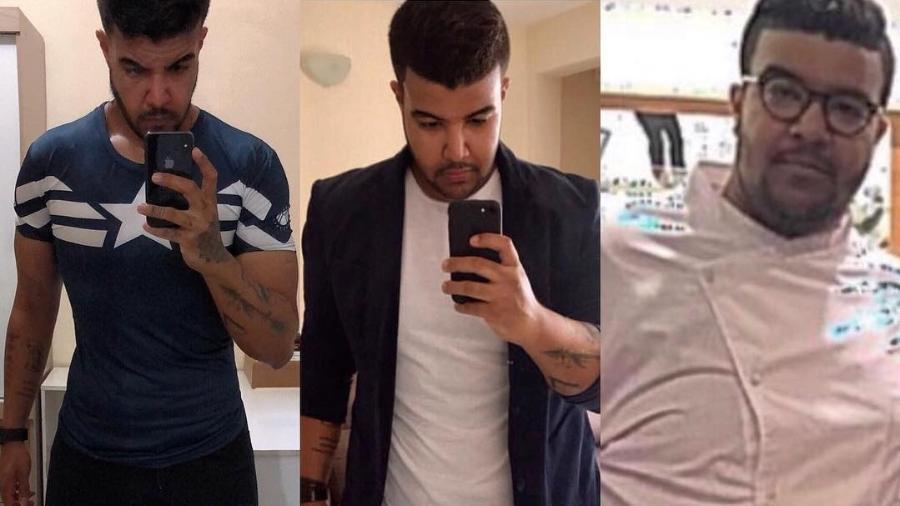 """Leonardo Santos, ex-participante do """"MasterChef"""" - Reprodução/Instagram"""