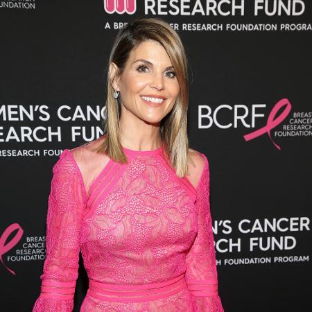 A atriz Lori Loughlin - Getty Images