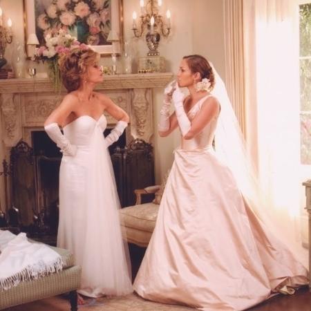 """Jane Fonda e Jennifer Lopez em cena de """"A Sogra"""", atração da """"Sessão da Tarde"""" - Imagem do filme"""