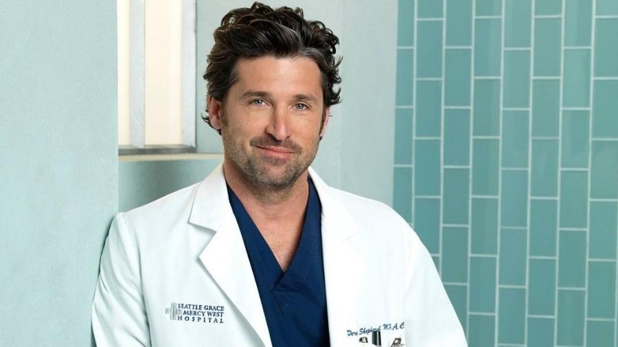 """Patrick Dempsey """"aterroizava"""" o set de filmagens de Greys Anatomy - Divulgação"""