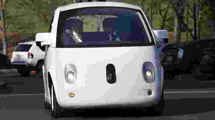 Carro autônomo do Google - Justin Sullivan/Getty Images/AFP