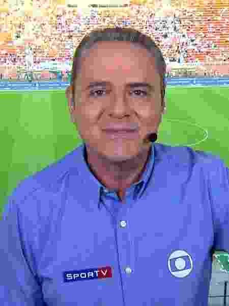 Luís Roberto - Reprodução/TV Globo - Reprodução/TV Globo