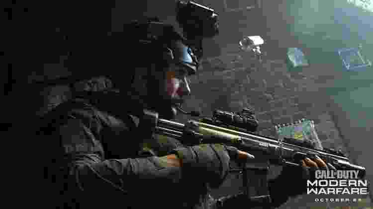 Call of Duty: Modern Warfare 1 - Divulgação - Divulgação