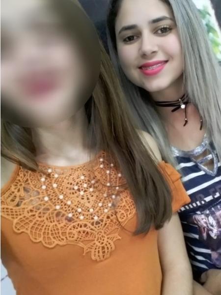 Ceumi (à dir.) com a filha: ela fará 15 anos em outubro - Arquivo pessoal