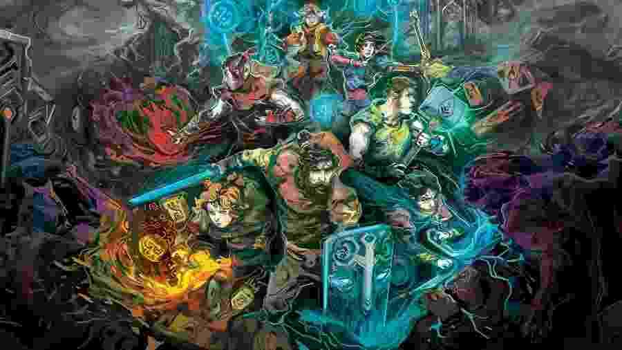 """""""Children of Morta"""" se inspira nas bases de """"Diablo"""", mas dá seu tempero bastante especial em história e gameplay - Divulgação"""