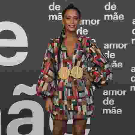 Taís Araújo é uma das protagonistas de Amor de Mãe - Estevam Avellar/Globo