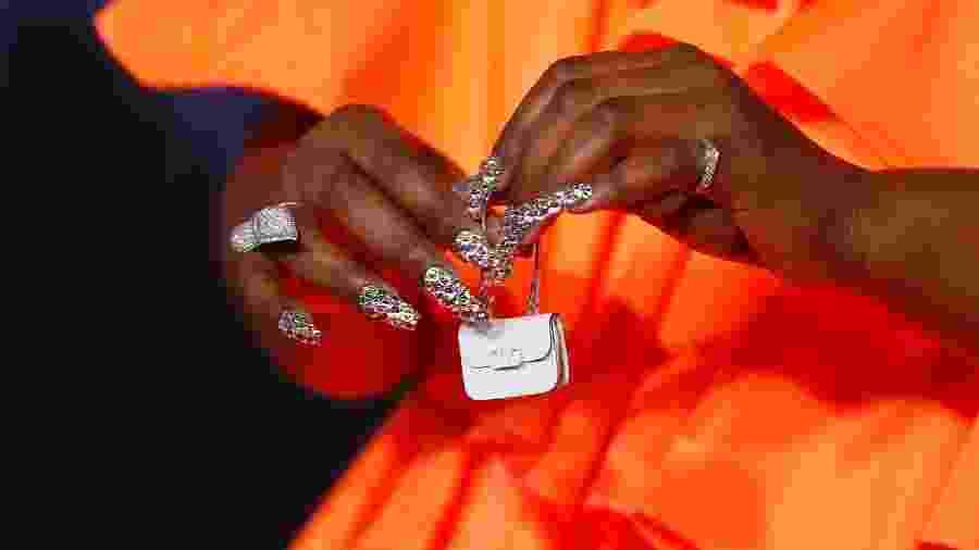 Lizzo apresenta sua bolsa versão miniatura - Danny Moloshok/Reuters