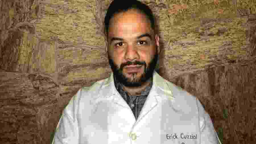 """Erick Cuzziol passou a adotar o nome """"Nutricionista Gordo"""" após receber diversas críticas em razão de seu peso - Arquivo pessoal"""